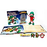 Pop-In-Kins Christopher Bookset with Floppet(1) (Selection may vary)