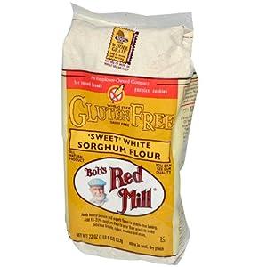 Bobs Red Mill Sorghum Flour Gluten Free 22 Oz