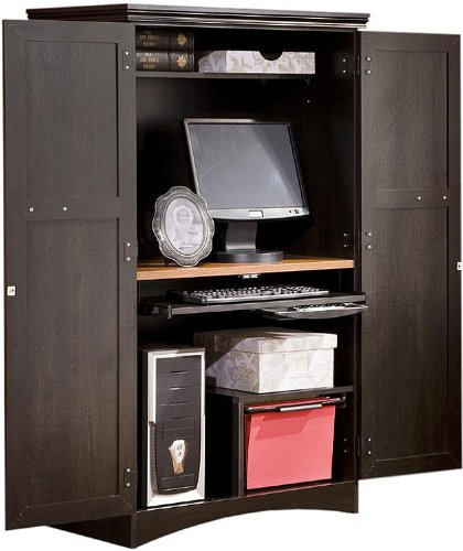 Buy Low Price Comfortable Computer Armoire HXA136 (B004MAOQX6)
