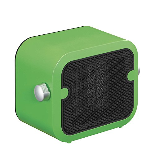 Twin Star SH-003-GRN Space Heaters, Small, Green