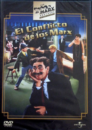 MARX BROTHERS Animal Crackers (El Conflicto de los Marx) [NTSC/Region 1, 2, 3, 4 and 6 DVD. Import - Latin America] (Marx Brothers Duck Soup compare prices)