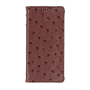 99 Maple pu leather flip cover for Motorola Nexus 6
