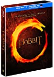 The Hobbit Trilogy (Bilingual) [Blu-ray + DVD + Digital Copy] (Sous-titres français)