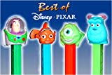 Pez Candy Dispensers The Best of Pixar 12 Pack