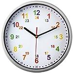 Horloge murale pour enfant - couleur...