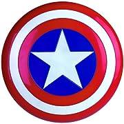 Captain America Shield Costume,Diameter: 12.75