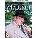Maigret - Series 1 And 2 - Complete [1992] [DVD]by Michael Gambon