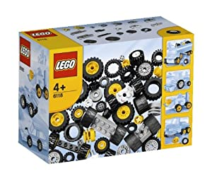 LEGO Bricks & More - Ruedas (6118)
