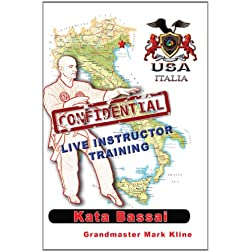 Kata Bassai Live Training