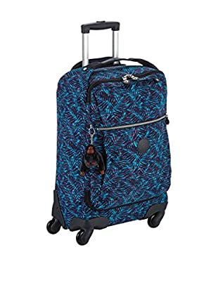 Kipling Trolley Darcey Jungle Pr 55.0 cm (Multicolor)