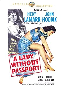 A Lady Without A Passport from MGM