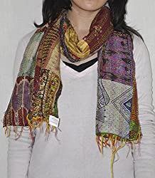 Ethnic Fashion Wear Winter Scarves Long Stole