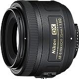Nikon 35mm f 1.8G AF-S DX Lens for Nikon Digital SLR Cameras (Certified Refurbished)