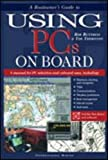 img - for A Boatowner's Guide to Using PCs on Board book / textbook / text book