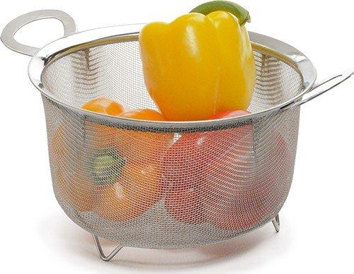 Rsvp Wide Rim Mesh Basket Mrim 8 front-497288