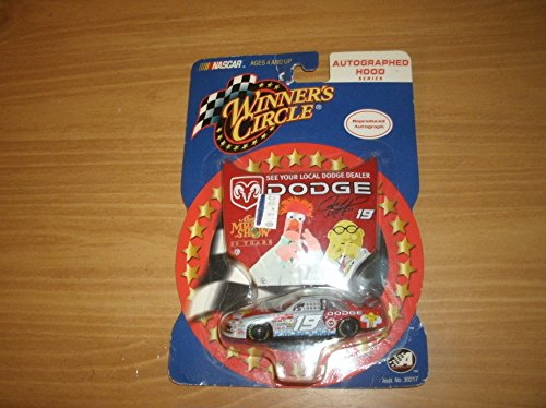 Jeremy Mayfield #19 Dodge Muppet Show - 1