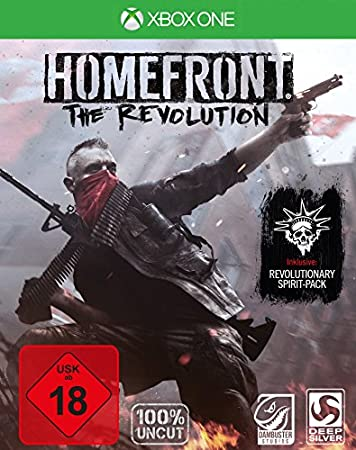 Homefront: The Revolution - Day One Edition (100% uncut) - [Xbox One]