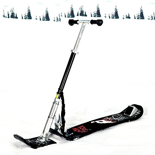 ALUK-Adulte-Ski-Car-Thicker-quipement-Aluminium-extrieur-Ski-Snowboard