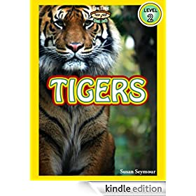"Tigers (A ""Fun Time Reading"" Book for Level 2 Readers)"