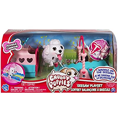 Chubby Puppies See Saw Course Playset from Spin Master