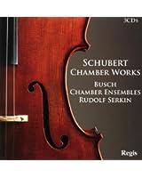 Musique De Chambre : Quatuors D.112, D.887, D.810 ; Trio D.929 ; Fantaisie D.934