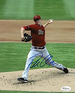Patrick Corbin Arizona Diamondbacks 7-0 Signed 8x10 JSA Stamp Of Approval by Hollywood Collectibles