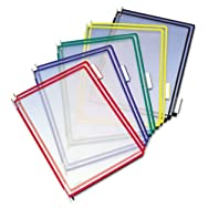 Replacement Pivoting Pockets for Wall Unit and Desktop Starter Set, 10/Pack