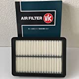 日本製 VIC エアクリーナー スバル 【 サンバー / ディアス 】 【 KS3 / KS4 / TT1 / TT2 / KV3 / KV4 / TV1 / TV2 / TW1 / TW2 】 エアエレメント エアフィルター A-917