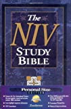The Niv Study Bible: Personal Size (0310925894) by Barker, Kenneth