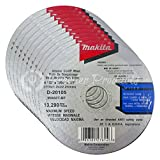 Makita® 10 Pack - 4 1 2 Cutting Wheel For Grinders - Aggressive Cutting For Metal & Stainless Steel/INOX - 4-1/2