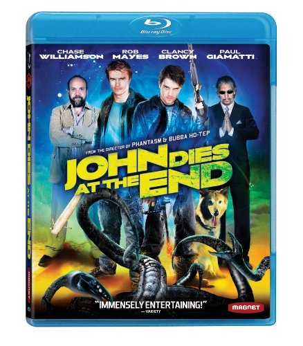 John Dies At The End [Blu-ray] Cover Art
