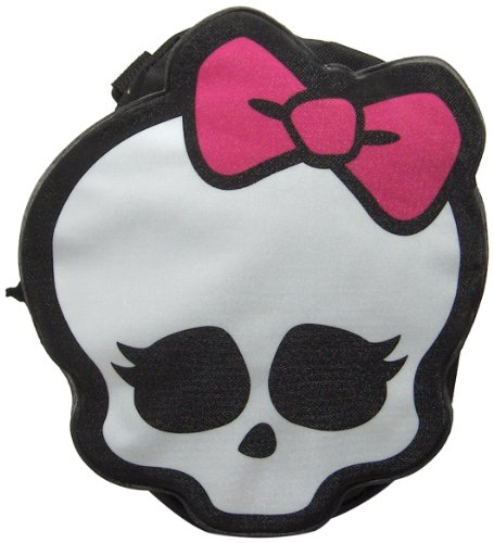 Monster High Zippered Pouch