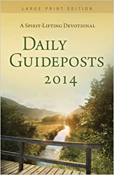 Daily Guideposts 2014: A Spirit-Lifting Devotional (Large Print Edition) e-book