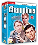The Champions - Complete Series - 9-DVD Box Set [ NON-USA FORMAT, PAL, Reg.2 Import - United Kingdom ]
