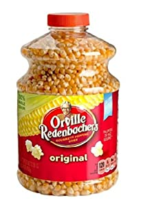 Orville Redenbacher's Original Popping Corn Jar 30oz - 6 Unit Pack