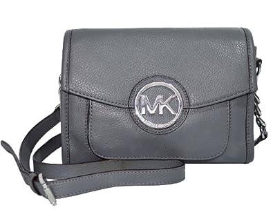 Michael Kors Leather Margo Messenger Shoulder Bag 59