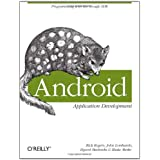 "Android Application Development: Programming with the Google SDKvon ""Rick Rogers"""