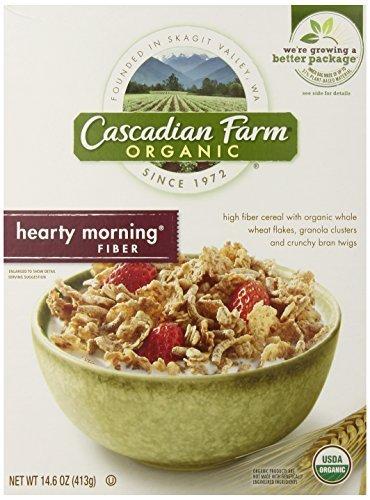 cascadian-farm-organic-cereal-hearty-morning-fiber-146-ounce-pack-of-10-by-cascadian-farm-cereal