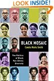 Black Mosaic: The Politics of Black Pan-Ethnic Diversity