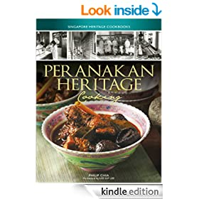 Peranakan Heritage Cooking (Singapore Heritage Cookbooks)