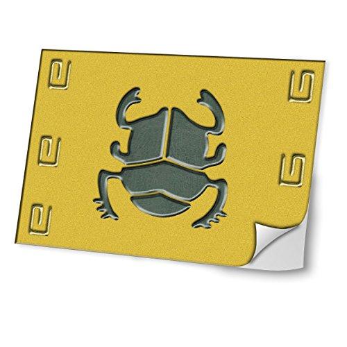 egypt-10005-scarabee-autocollant-vinyl-adhesif-dessin-colore-et-effet-de-cuir-pour-les-portable-tact