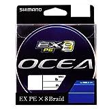 SHIMANO(シマノ) ライン OCEA EX8 PE PL-078L 300m 1.5号 777331