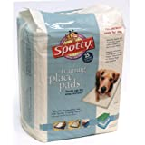 Essential Pet Products 2125 Spotty Training Place Pads - 25 Pack