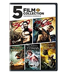 5 Film Collection:Swords & Sandals