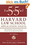 55 Successful Harvard Law School Appl...