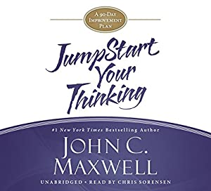 JumpStart Your Thinking Audiobook