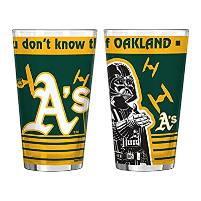 MLB Unisex MLB Star Wars Sublimated Pint 2-Pack