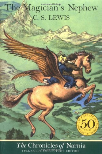 Cover of The Magician's Nephew, Collector's Edition (The Chronicles of Narnia)