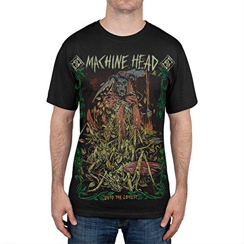 Machine Head - Demon Unto the Locust T-Shirt - X-Large (Machine Head Clothing compare prices)