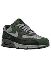 Nike Air Max 90 Essential Men Lifestyle Casual Sneakers New Grey Carbon Green